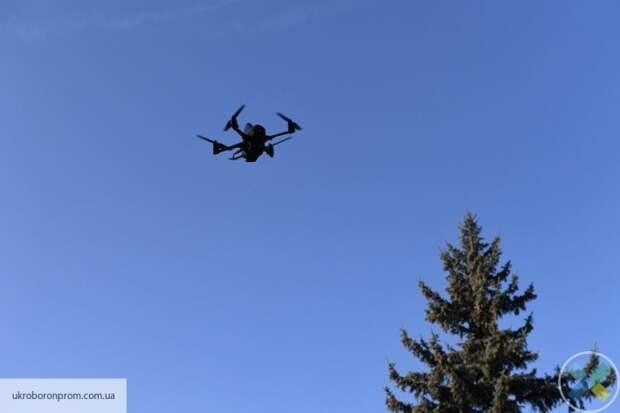 ВСУ пытаются блокировать работу беспилотников ОБСЕ на Донбассе