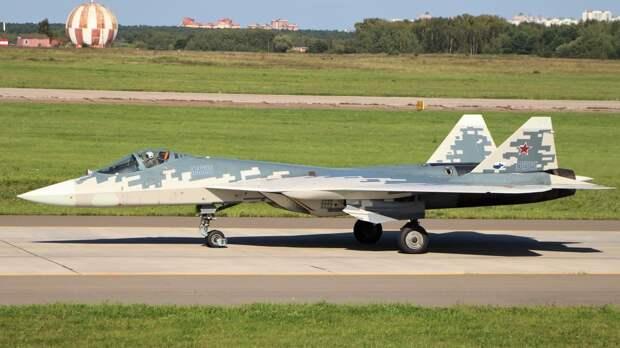 Су-57 после модернизации сможет управлять группой беспилотников
