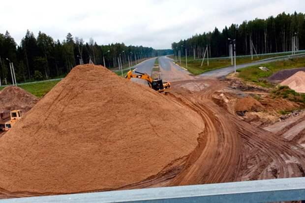 В начале 2020 правительство запустит строительство платной скоростной автотрассы Москва — Казань