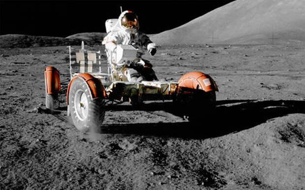 Автомобили, на которых ездили первые космонавты