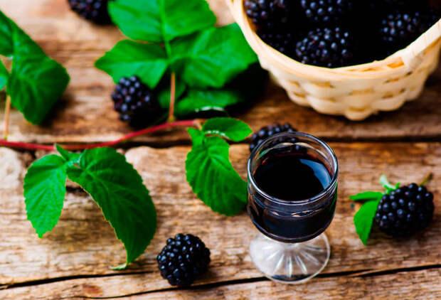Напиток с таким ярким насыщенным вкусом ничуть не уступает домашнему вину
