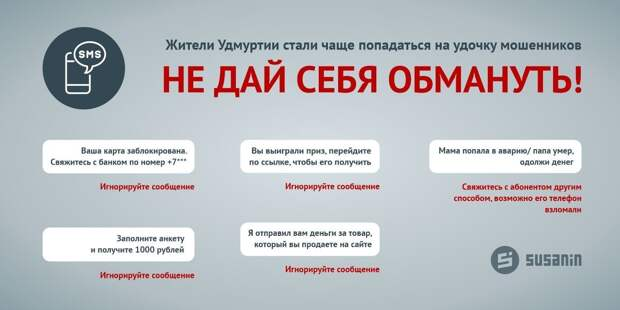 Жительница Глазова отдала мошенникам больше полумиллиона в надежде получить 200 тыс рублей компенсации
