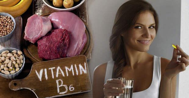 Влияние В6 на гормональный фон и здоровье женщины