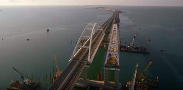 Аркадий Ротенберг рассказал о мотивации строителей Крымского моста