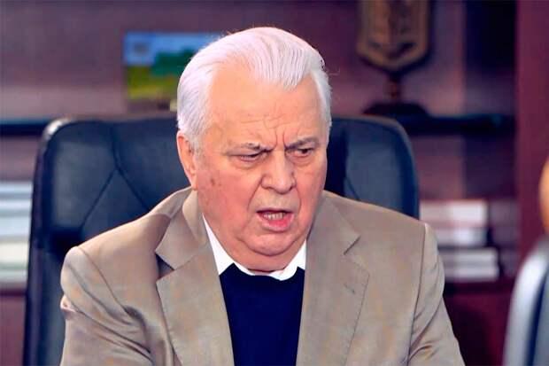 В программе «60 минут» экс-президент Украины Кравчук поведал о «тайной встрече» Сталина и Гитлера во Львове