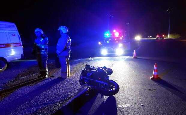 ДТП в Крыму: на горной дороге погиб мотоциклист