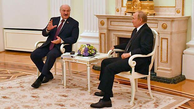 Путин и Лукашенко готовы сблизить свои страны. Центробанки против