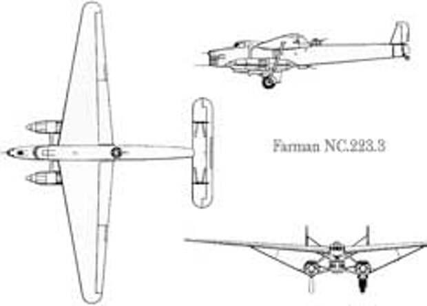 Farman NC.223.3