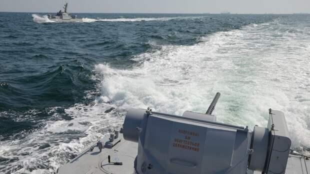 Бросивший Крым «украинский патриот» первым сдался русским в Керченском проливе во время вчерашней провокации