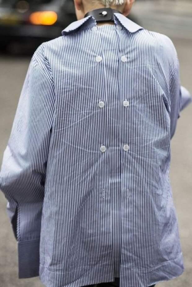 На основе блузки (подборка)