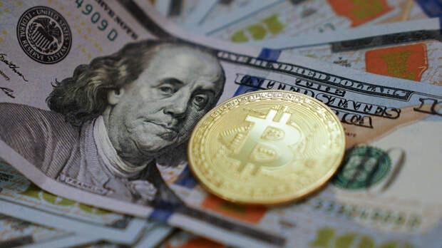 Цена биткоина на бирже Binance поднялась выше 34 тысяч долларов