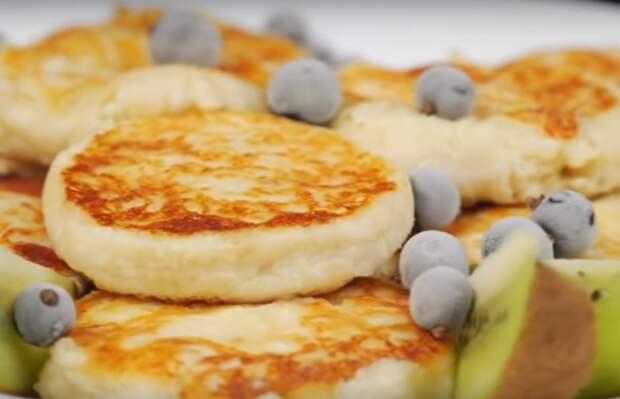 Банановые сырники -вкусно и просто