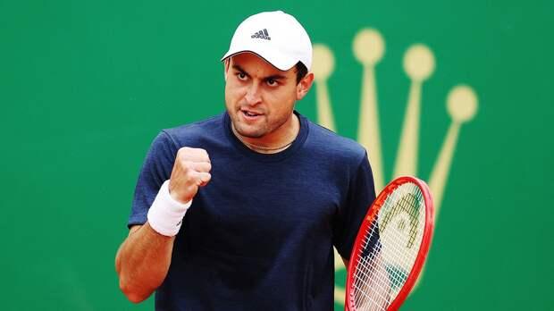 Карацев вышел в полуфинал турнира в Белграде, где сыграет с Джоковичем