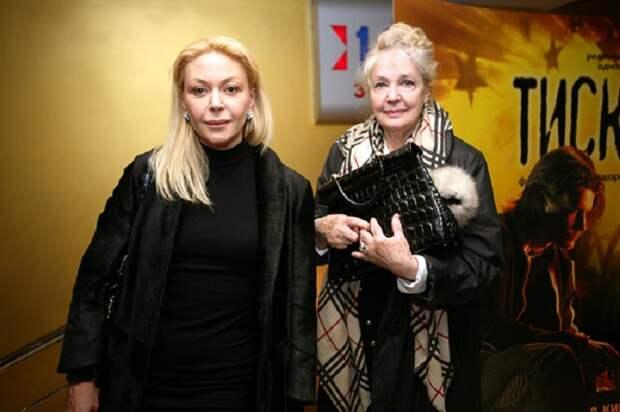 В свои 90 мама Федора Бондарчука выглядит просто великолепно!