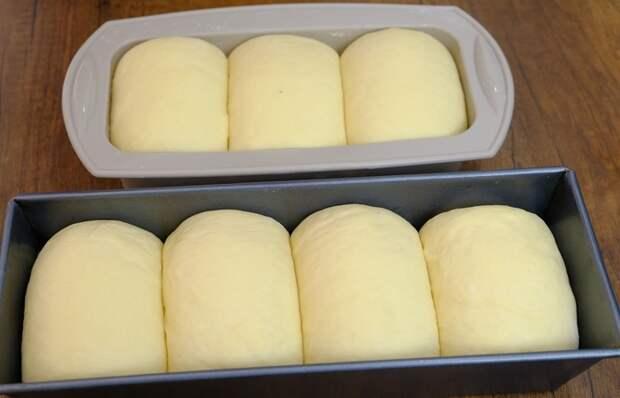 Японский молочный хлеб Хоккайдо Хлеб, Рецепт, Видео, Длиннопост