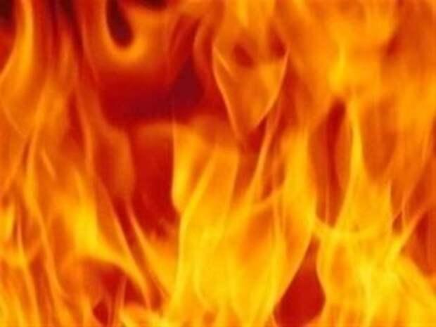 Снятие порчи огнем