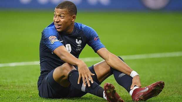 Мбаппе заразился коронавирусом и покинул расположение сборной Франции