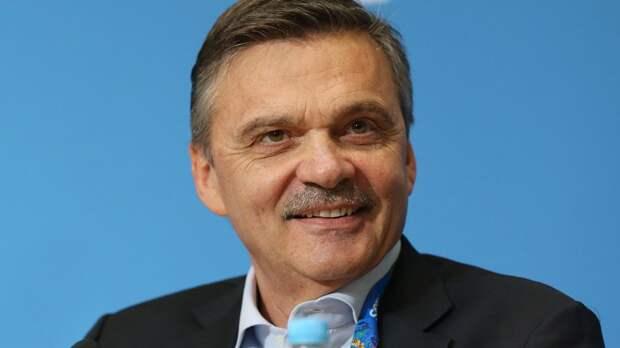 Глава IIHF Фазель — о «Катюше» вместо гимна России на ЧМ-2021: «Это можно воспринимать как шутку»