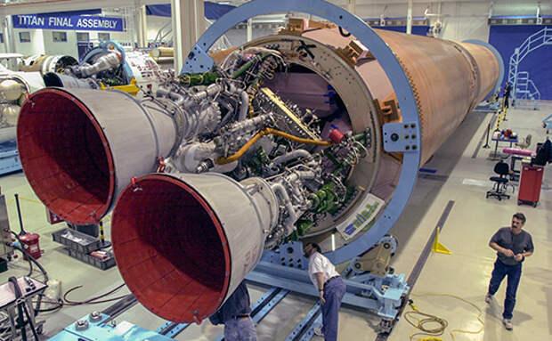 Конгрессу США предложили запретить закупку российских ракетных двигателей
