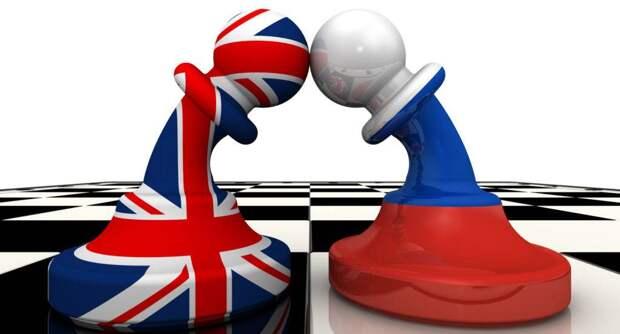 Россия vs Великобритания