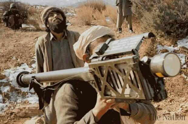 """Охота за """"Стингерами"""": как спецназ впервые захватил американские ПЗРК"""