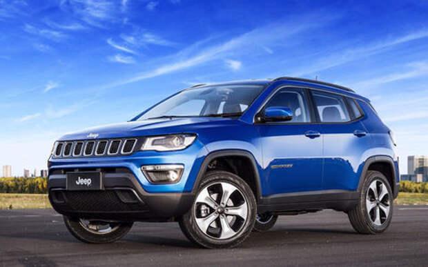 Jeep привезет новый Compass в Россию. Известны двигатели