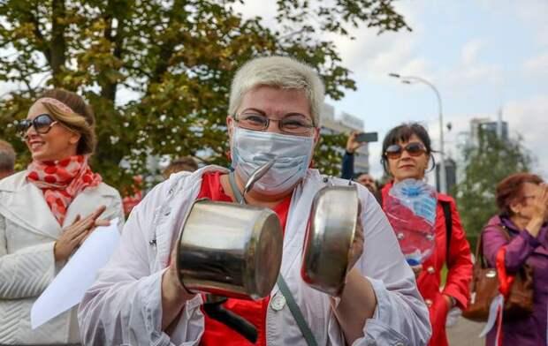 «Белорусская» оппозиция перешла к кибертеррору против всех граждан Белоруссии