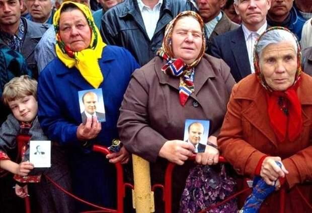 Россия в 90-е (20 фото)