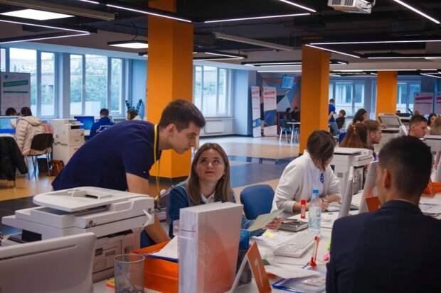 Почти четыре сотни студентов устроились на работу в МАИ Фото: пресс-служба МАИ