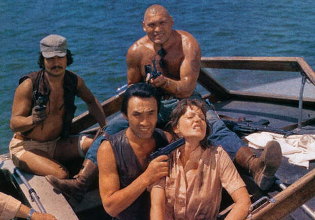 Жизнь и смерть актера, пирата и просто хорошего каратиста Талгата Нигматулина