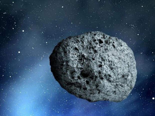 К нашей планете приближается опасный астероид