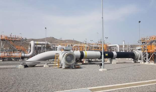 Более чем на20% увеличились поставки азербайджанского газа вТурцию