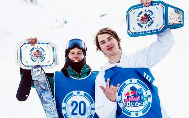 Red Bull Roll the Dice 2021: как прошли крутейшие соревнования среди сноубордистов и лыжников