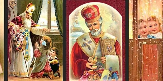 История греческо-кипрского деда Мороза
