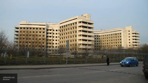 Недостроенную Ховринскую больницу в Москве начнут сносить в ноябре