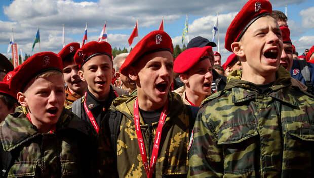 Руководители более 30 юнармейских отрядов в Подольске обсудили планы на осень