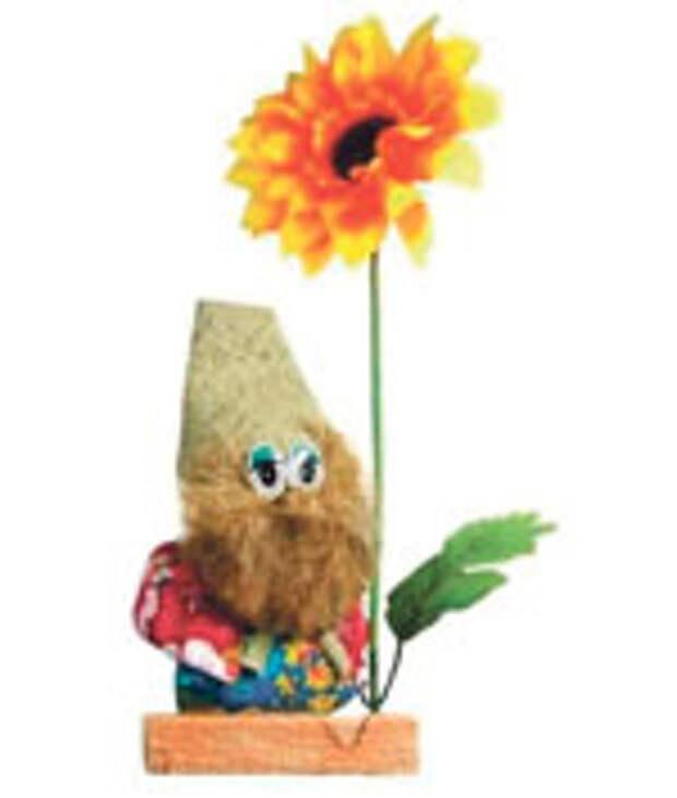 Домовик-садовник