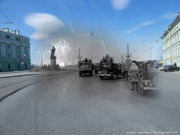224006 original 800x600 Ленинград 1944 / Санкт Петербург 2014: К годовщине освобождения