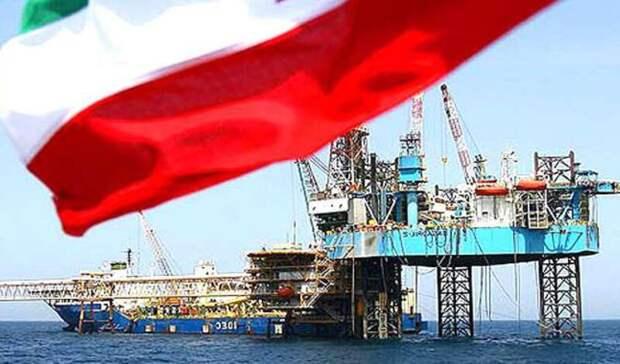 Началась добыча нефти сновой платформы наиранском месторождении Салман