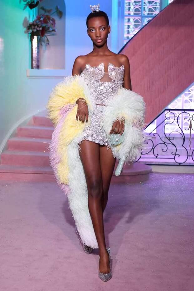 Показ Ульяны Сергеенко «Весна-Лето 2020» на Неделе Высокой моды в Париже Сергеенко, коллекция, Новая, столичного, интерьеры, гламурные, воссоздали, организаторы, Bismarck, Hôtel, отеля, показа, брендаиз, апартаментов, буквальнокукольныеДля, кокетливы, нарочито, наряды, вечерние, «несерьезной»