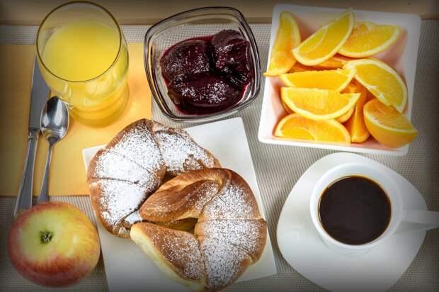 Завтрак в турецком отеле (https://clck.ru/W99Wf)