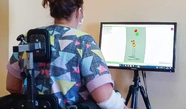 ВЯлуторовске пациенты после инсульта восстановятся спомощью уникальных тренажёров