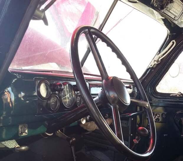кабина ГАЗ-63