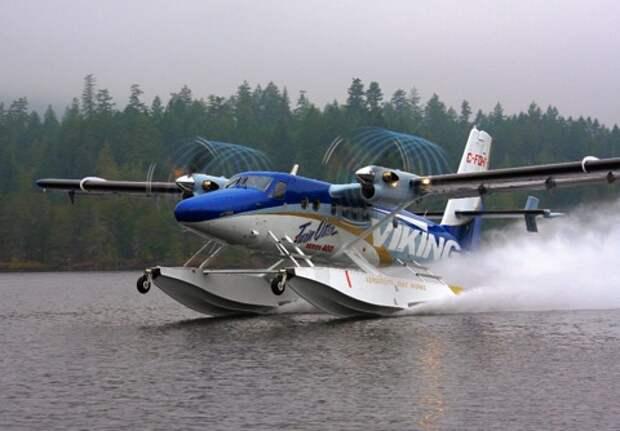 """ААК """"Прогресс"""" может начать собирать канадские самолеты DHC-6"""