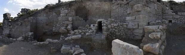 Кибира Римская баня