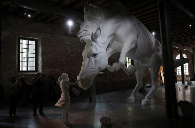 Международная художественная выставка в Венеции
