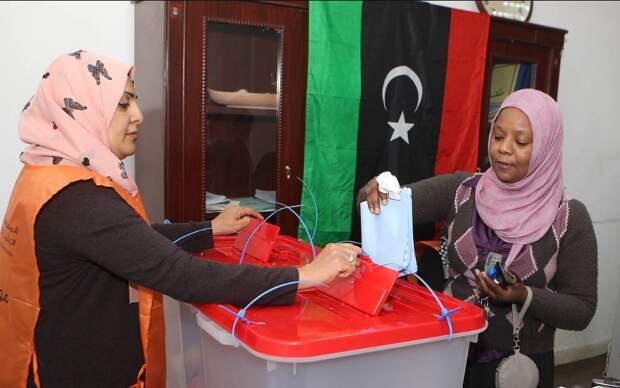 Ливия готовится к проведению всеобщих выборов