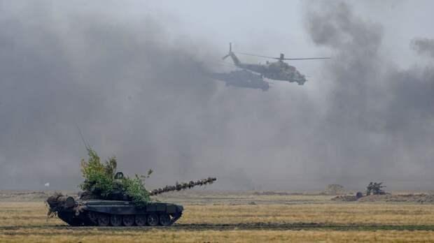ВС России приступили к крупным учениям на Дальнем Востоке