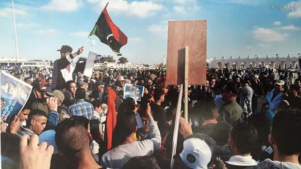 Ливийский комитет подвел итоги многотысячного митинга в Бенгази против турецкой оккупации
