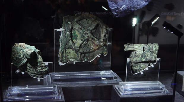 Антикитерский артефакт: часть механического компьютера неизвестной цивилизации